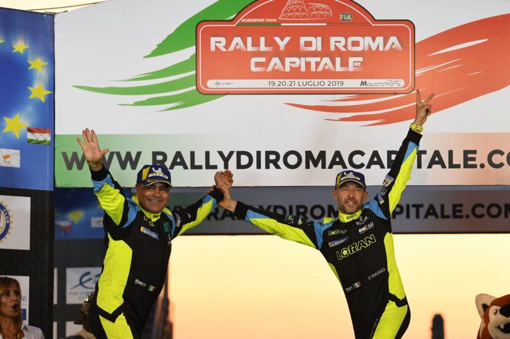 ERC – CIR | Rally di Roma Capitale 2020, la lista iscritti completa