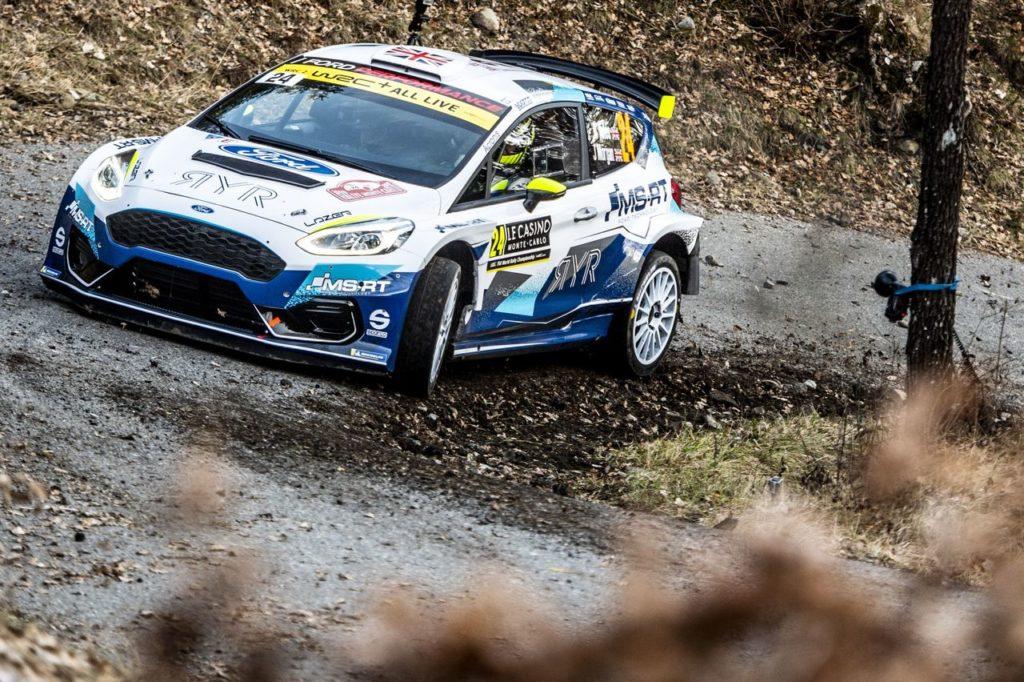 ERC | Anche M-Sport partecipa al Rally di Roma Capitale