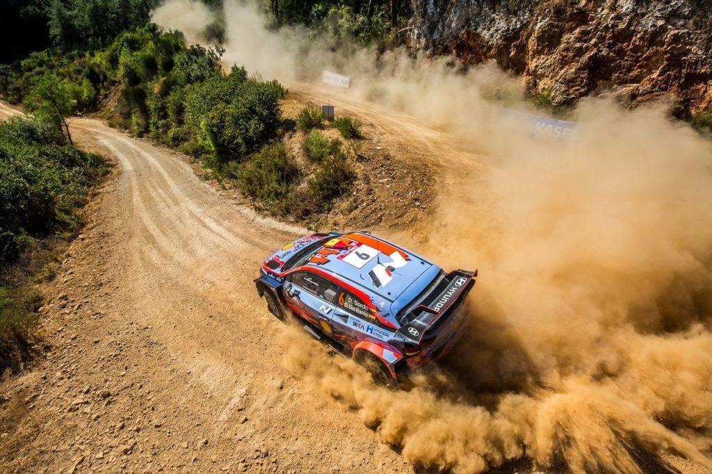 WRC | La sorte ancora incerta del Rally di Turchia 2020