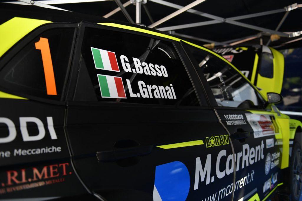 ERC – CIR | Rally Roma Capitale, Basso mette in fila tutti nella Qualifying Stage