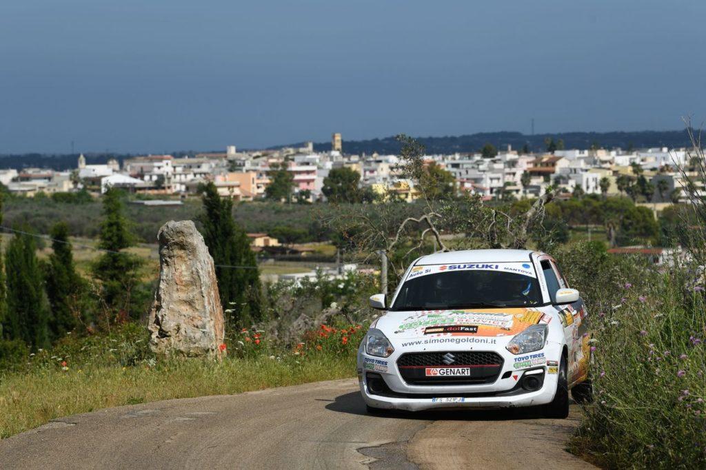 Suzuki Rally Cup, parte la stagione 2020: il calendario ed i dettagli