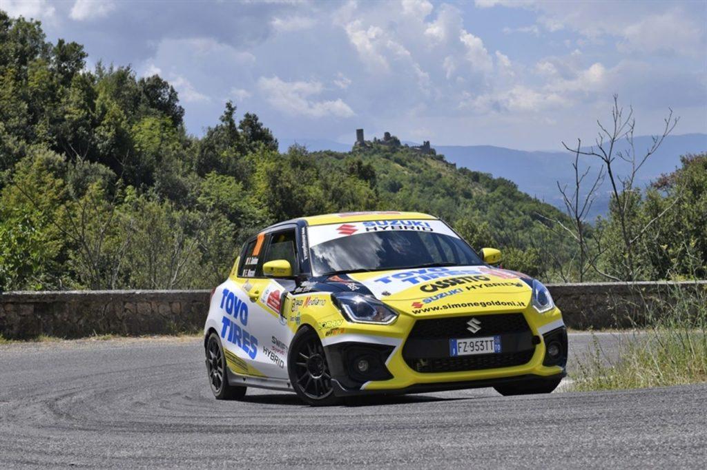 Suzuki Rally Cup | Gli equipaggi 2020 al via dal Rally di Alba