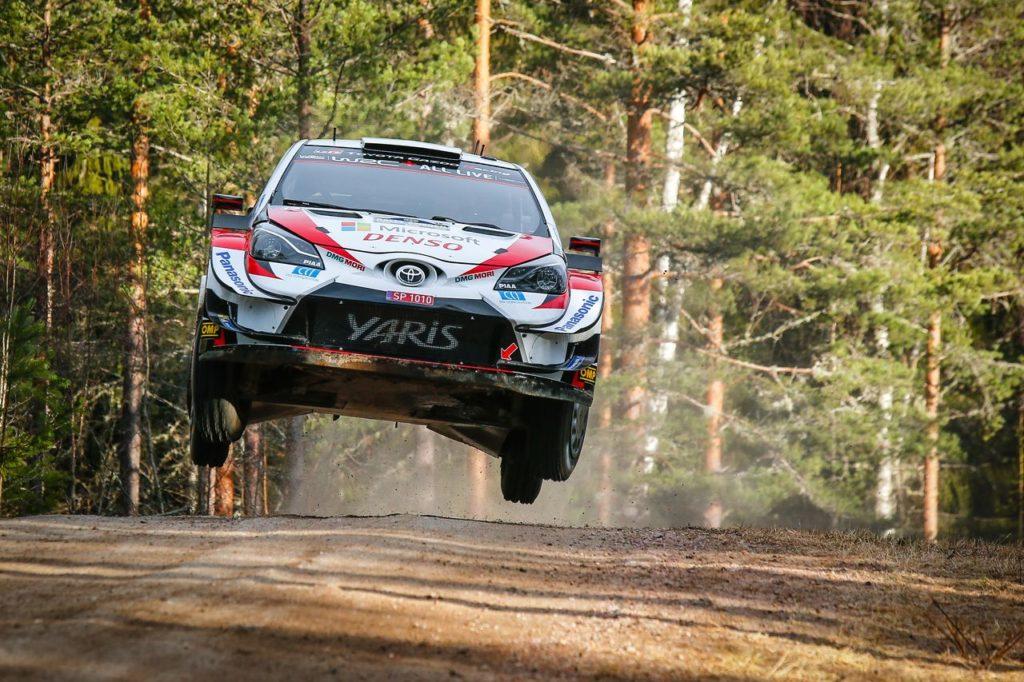 WRC | Riprendono i test Toyota in Finlandia: ecco Rovanpera in azione [VIDEO]