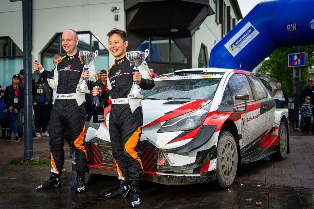 WRC | Test Toyota, si chiude con Evans. Definito il nuovo programma 2020 di Katsuta [VIDEO]