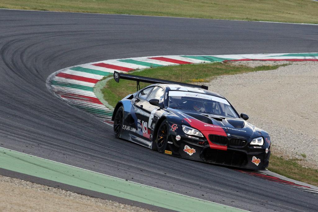 CIGT | Un 2° posto assoluto per il BMW Team Italia al Mugello, a podio anche tra le GT4