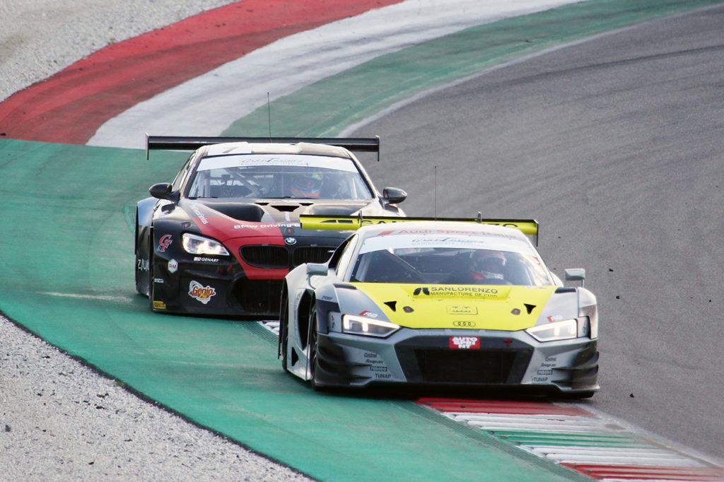 CIGT | Mugello, Gara: la prima firma va all'Audi di Drudi-Agostini-Mancinelli