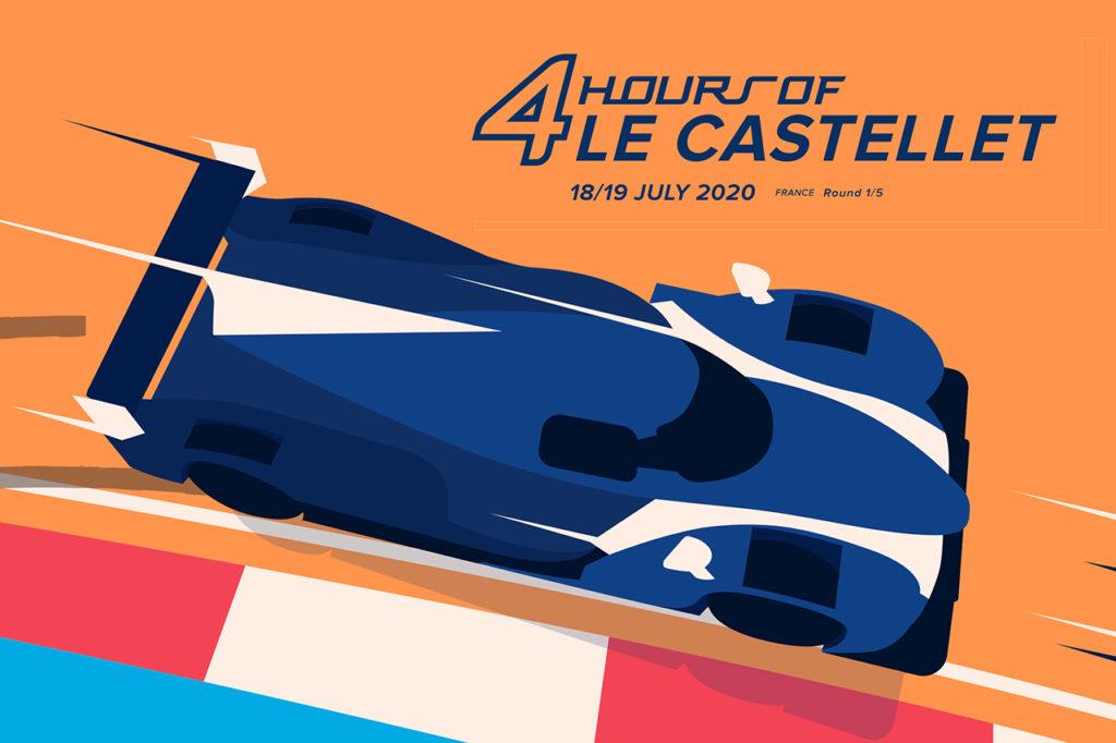 ELMS | 4 Ore di Le Castellet 2020: anteprima e orari del weekend