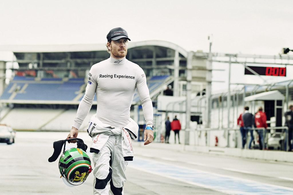 ELMS | L'attore Michael Fassbender debutta con la Porsche del Dempsey-Proton Racing