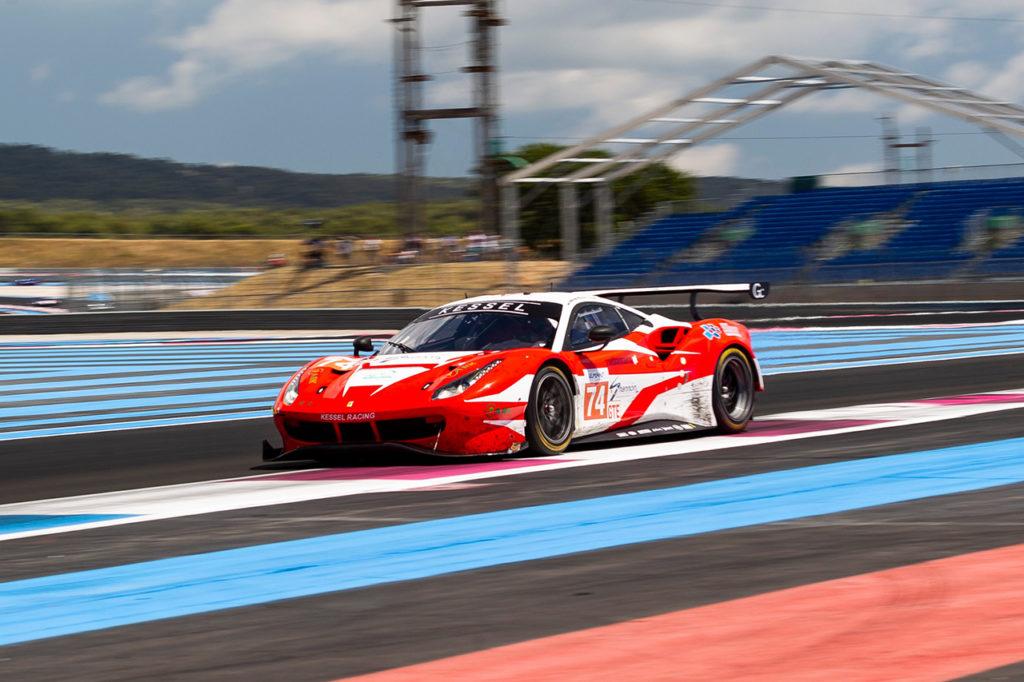 ELMS | Ferrari conquista un doppio podio nel primo round di Le Castellet
