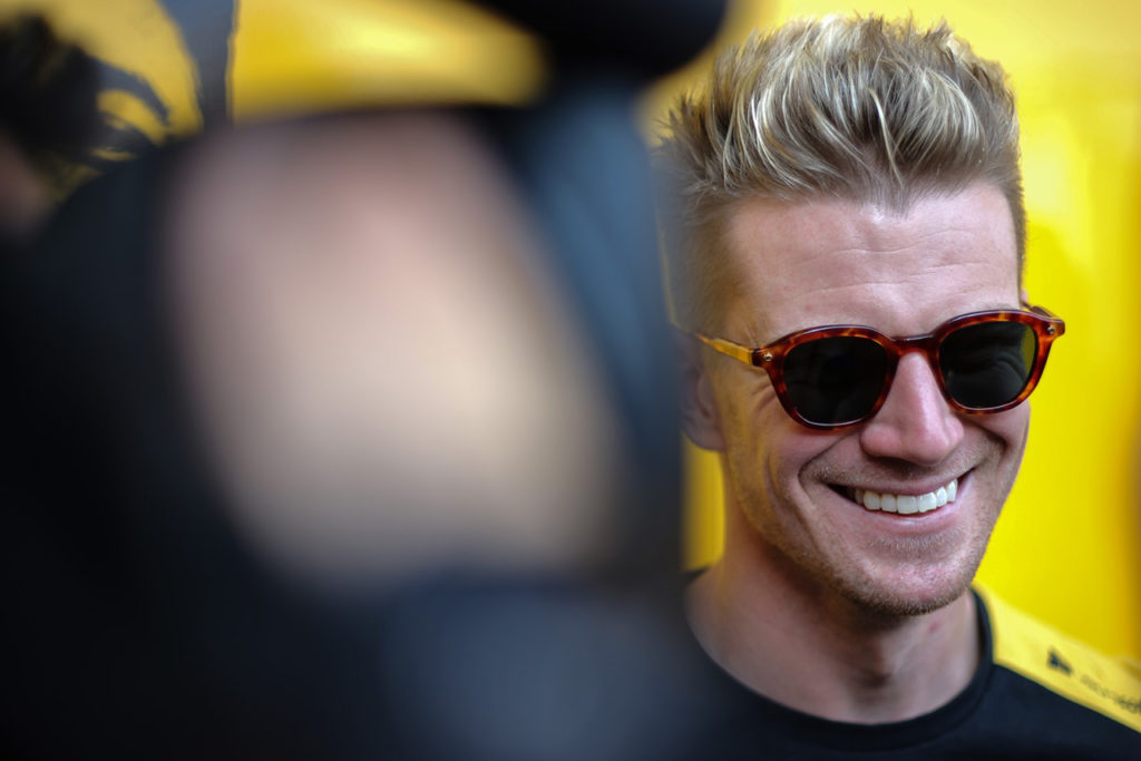 ADAC GT Masters | L'ex F1 Hulkenberg al Nurburgring con una Lamborghini di mcchip-dkr