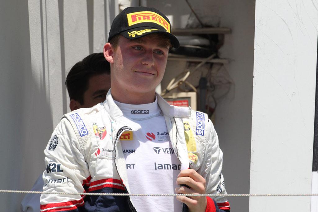 FIA F3 | Stanek al debutto con Charouz in Austria, sostituisce Kari
