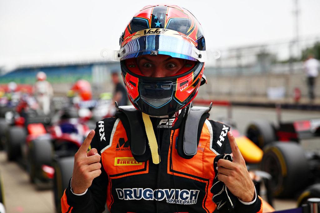 FIA F2 | Silverstone, Qualifiche: colpo grosso di Drugovich con MP Motorsport