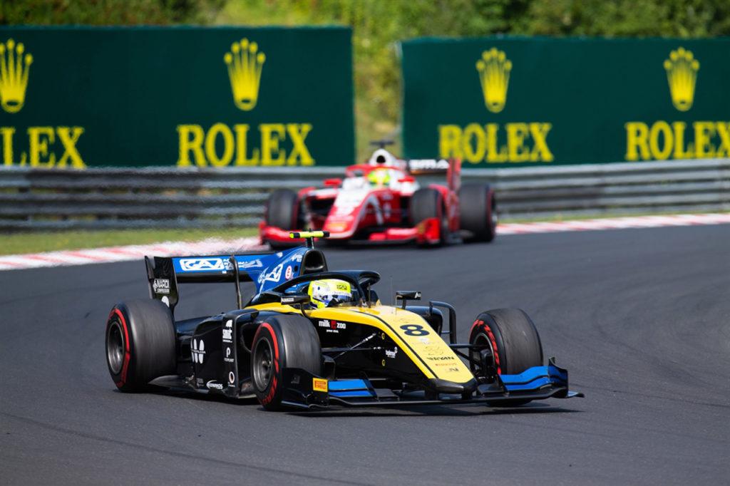 FIA F2 | Budapest 2020: anteprima e orari del weekend