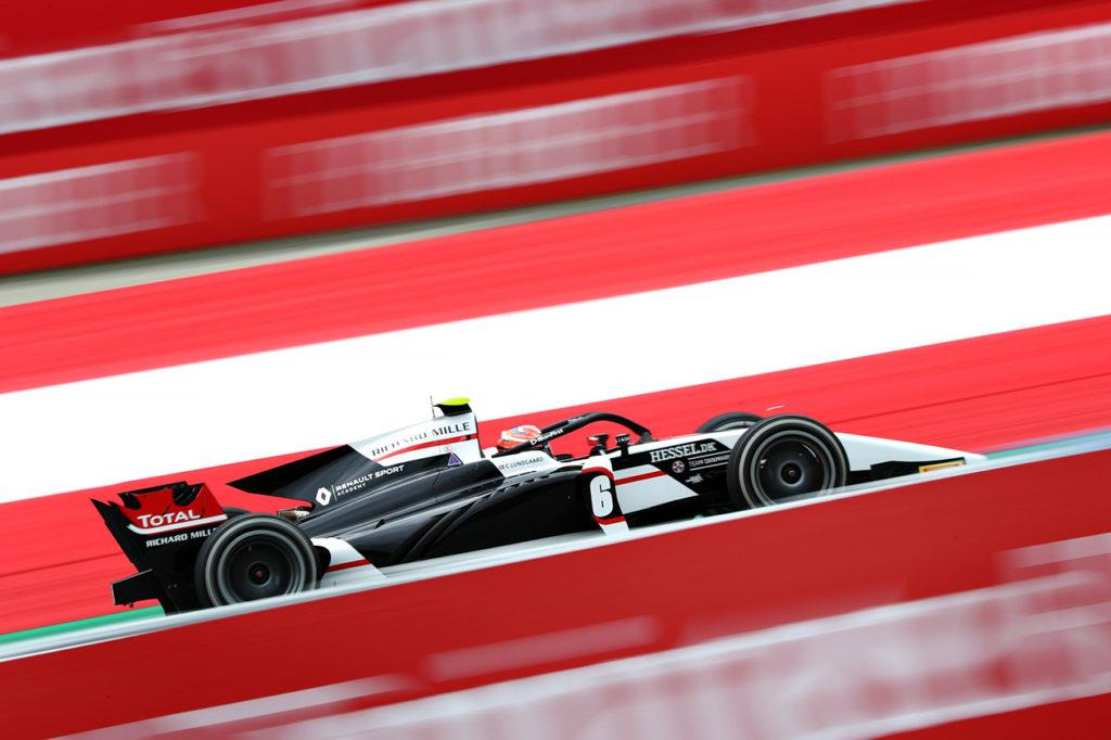 FIA F2 | Spielberg (2), Gara 2: primo successo di Lundgaard e ART Grand Prix