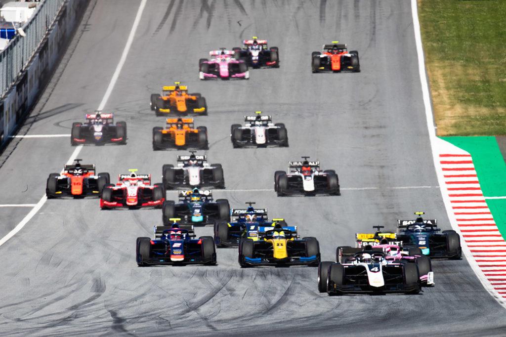 FIA F2 | Spielberg (1) 2020: anteprima e orari del weekend