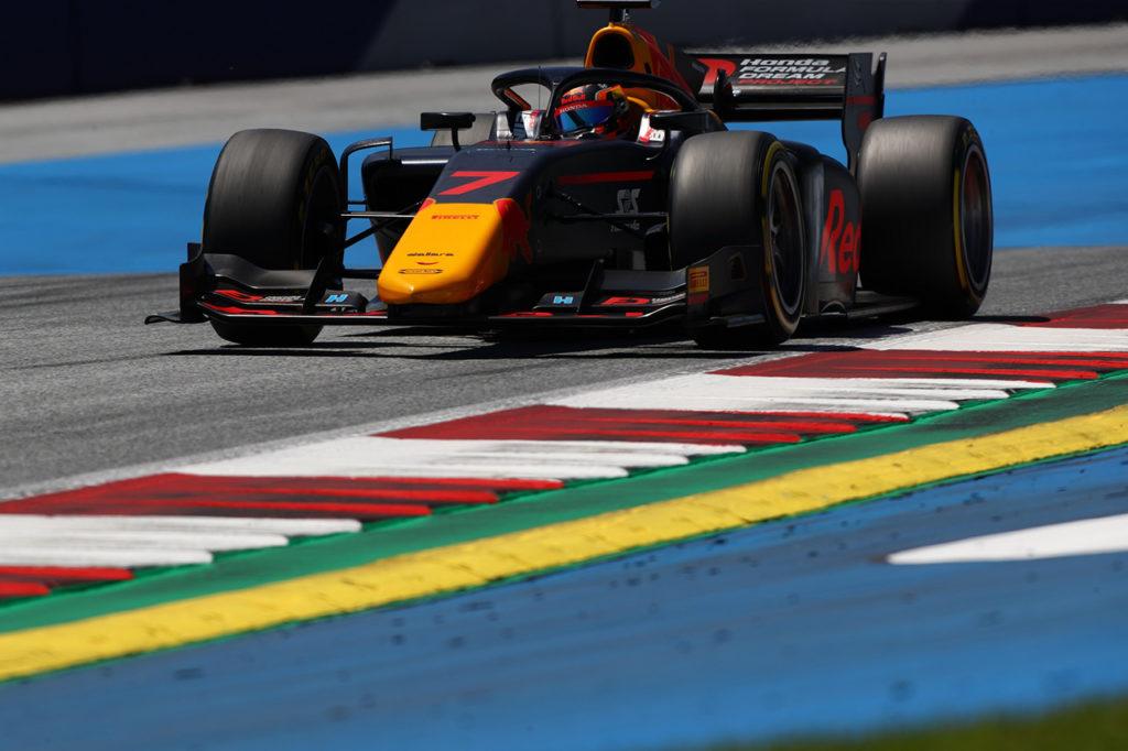 FIA F2 | Spielberg (2), Qualifiche: Tsunoda svetta in pole position davanti al duo UNI-Virtuosi