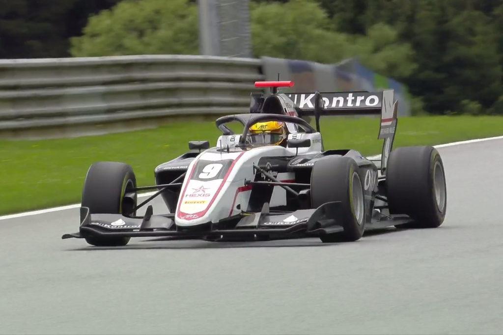 FIA F3 | Spielberg (1), Qualifiche: pole a sorpresa di Fernandez con ART Grand Prix