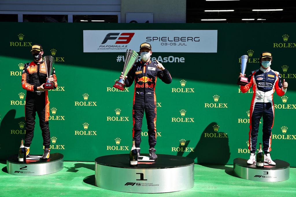 FIA F3 | Spielberg (2) 2020: anteprima e orari del weekend