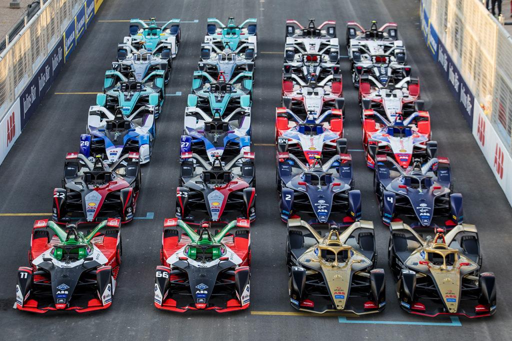 Formula E | Williams fornitore unico delle nuove batterie per le monoposto Gen3