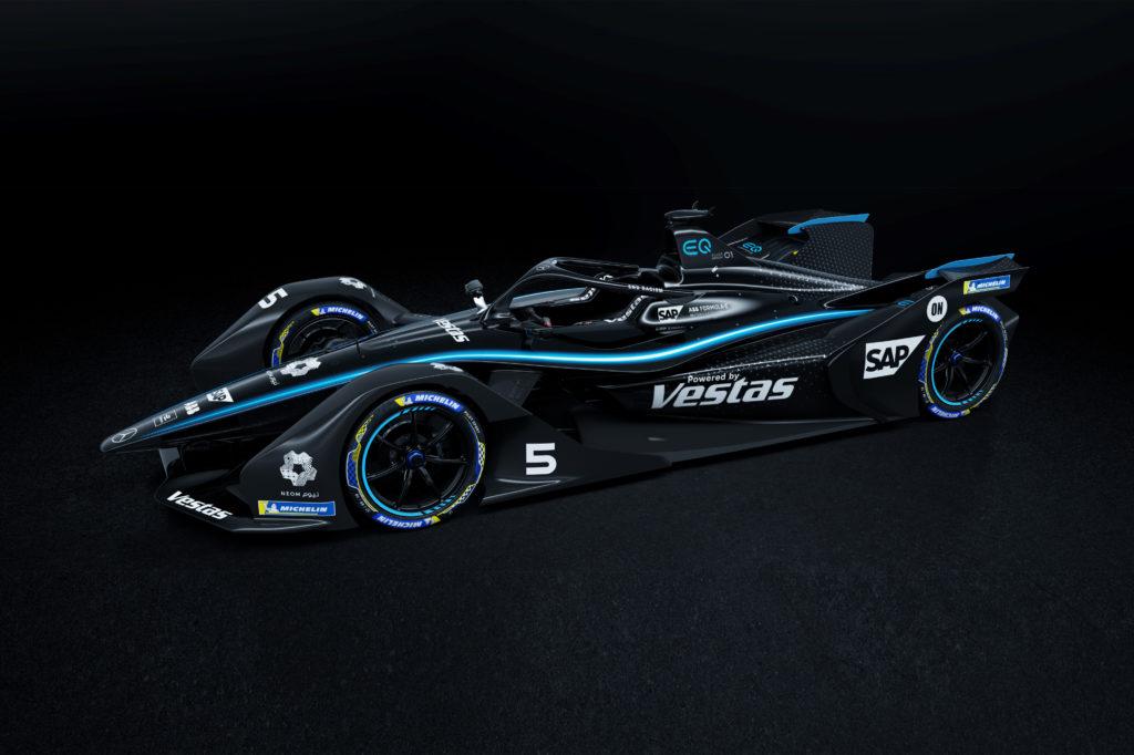 Formula E | Nuova livrea per Mercedes, nel segno della diversità e contro il razzismo