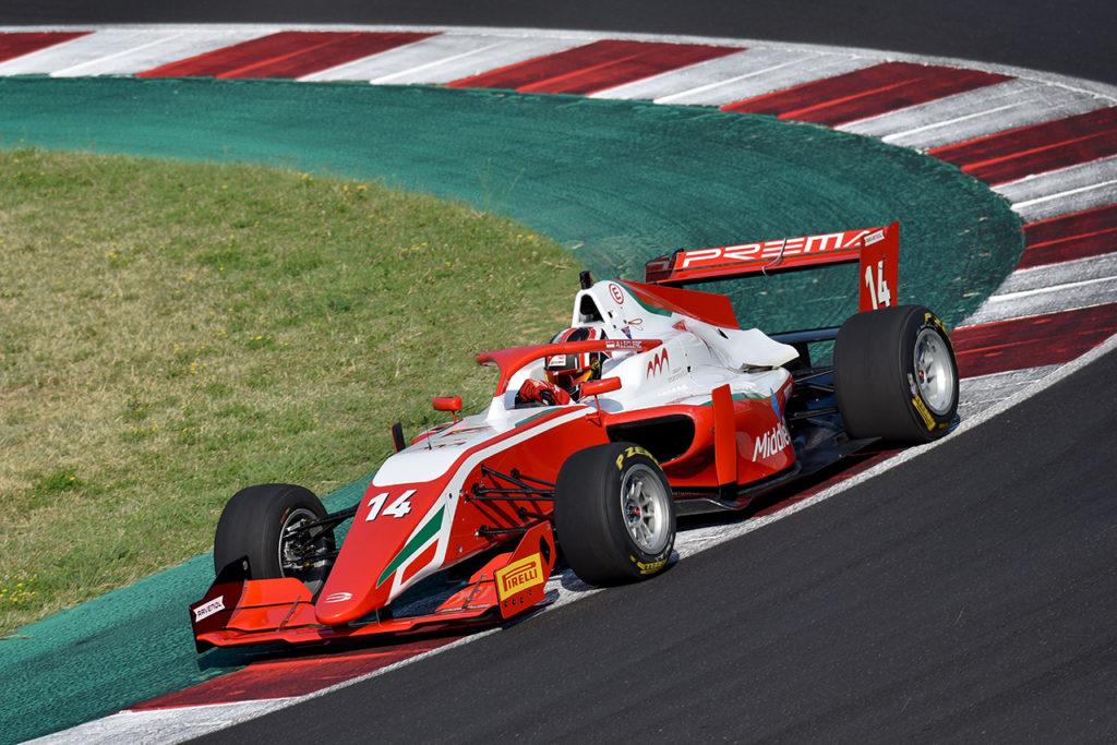 Formula Regional | Misano, Qualifiche 1 e 2: nel segno di Leclerc e Prema
