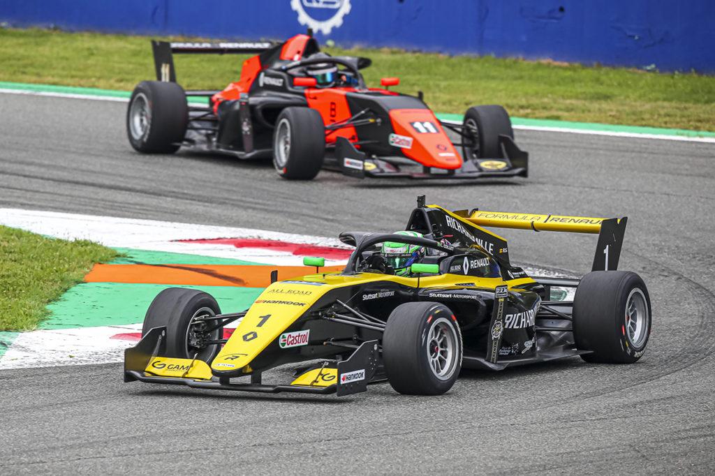 Formula Renault Eurocup | Monza, Gara 1 e 2: Colapinto e Collet aprono la stagione