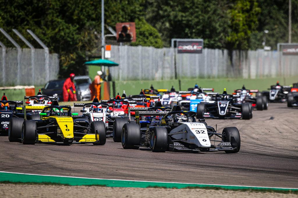 Formula Renault Eurocup | Imola, Gara 1 e 2: meraviglioso debutto di Vidales