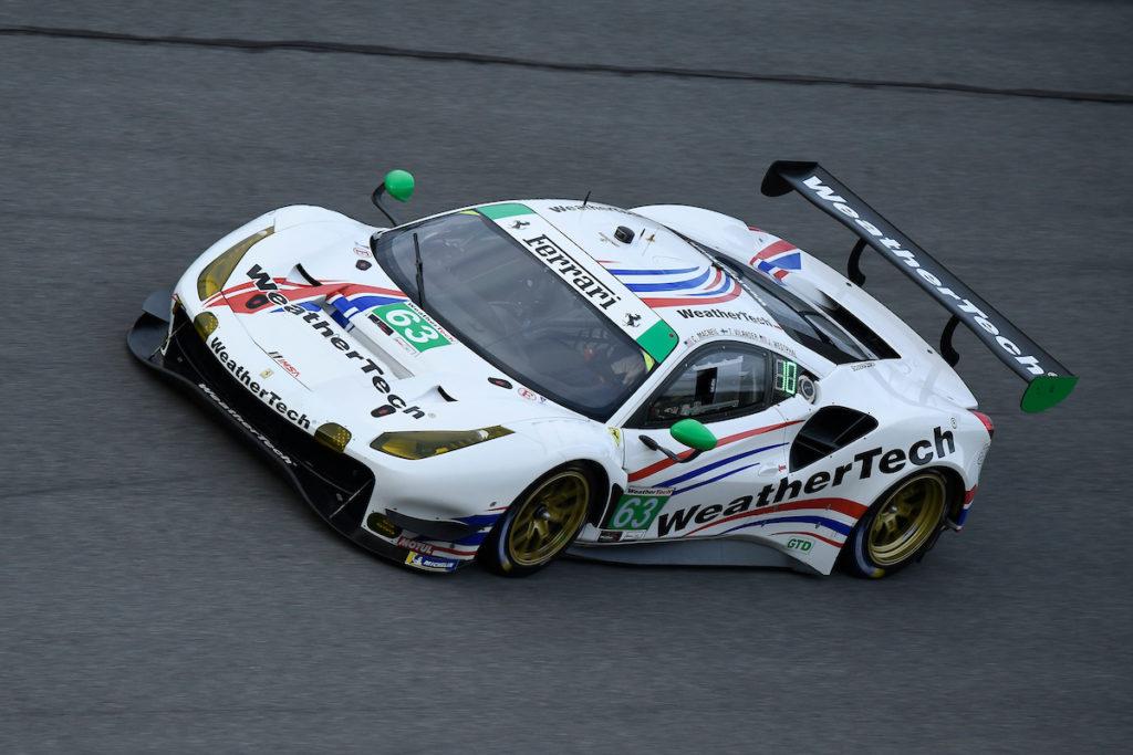 IMSA | Scuderia Corsa e Ferrari ottengono un 5° posto nel ritorno in pista a Daytona
