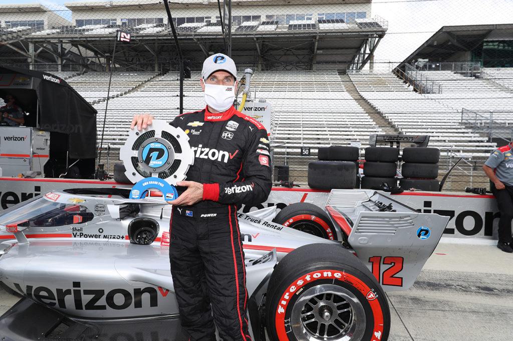 IndyCar | Indianapolis GP, Qualifiche: Power s'assicura la pole, insegue Harvey