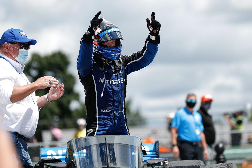 IndyCar | Road America, Gara 2: arriva la prima vittoria di Rosenqvist, O'Ward 2°