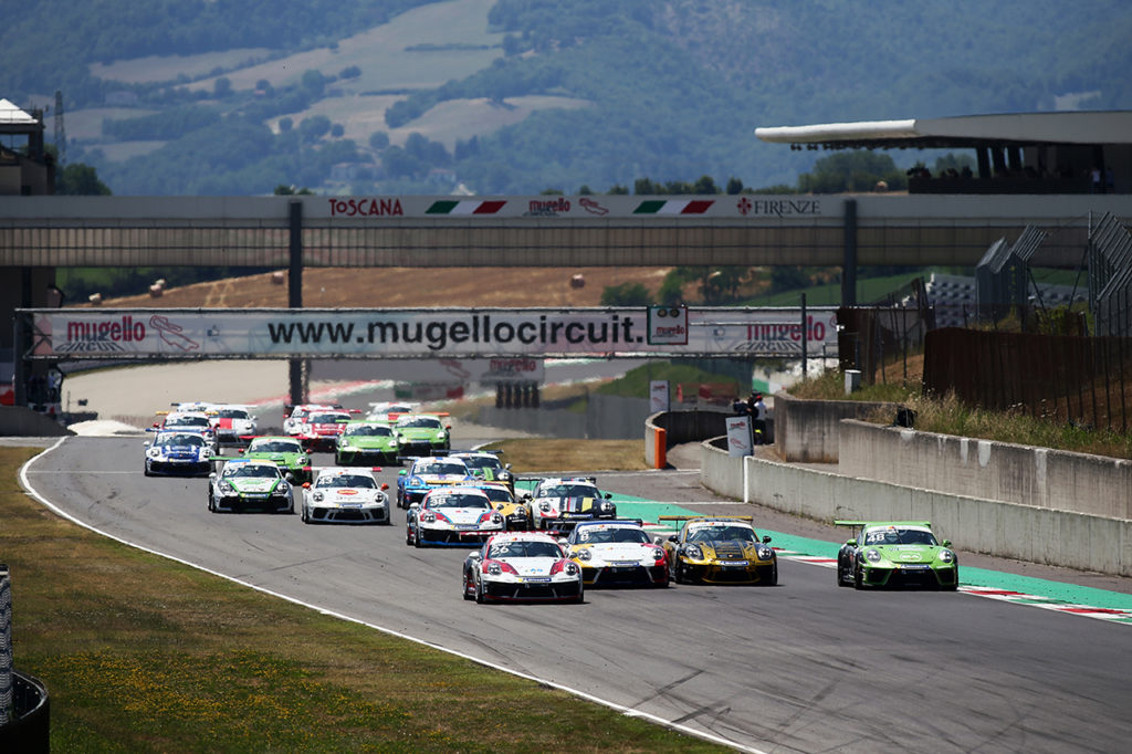 Porsche Carrera Cup Italia | Mugello 2020: anteprima e orari del weekend