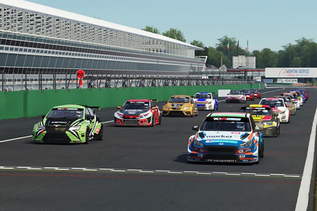 TCR Europe | SIM Racing Series, Azcona e Nagy si dividono le vittorie a Monza