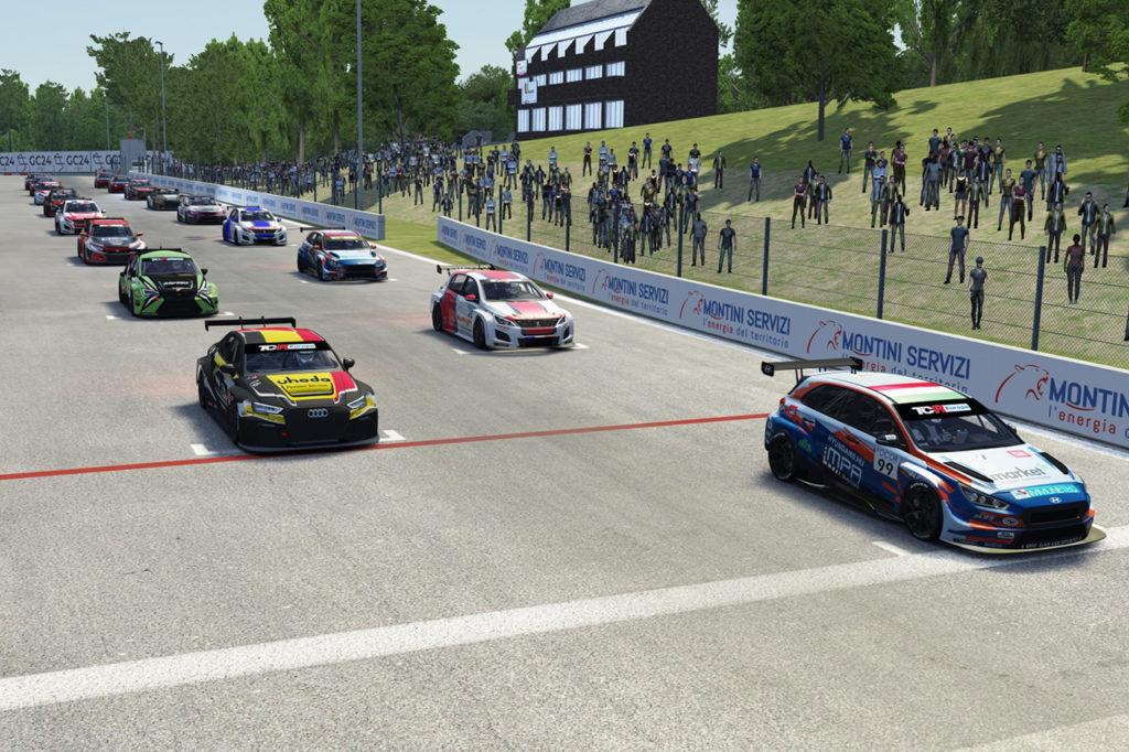 TCR Europe | SIM Racing Series, Nagy e Davidovski condividono le vittorie di Zolder