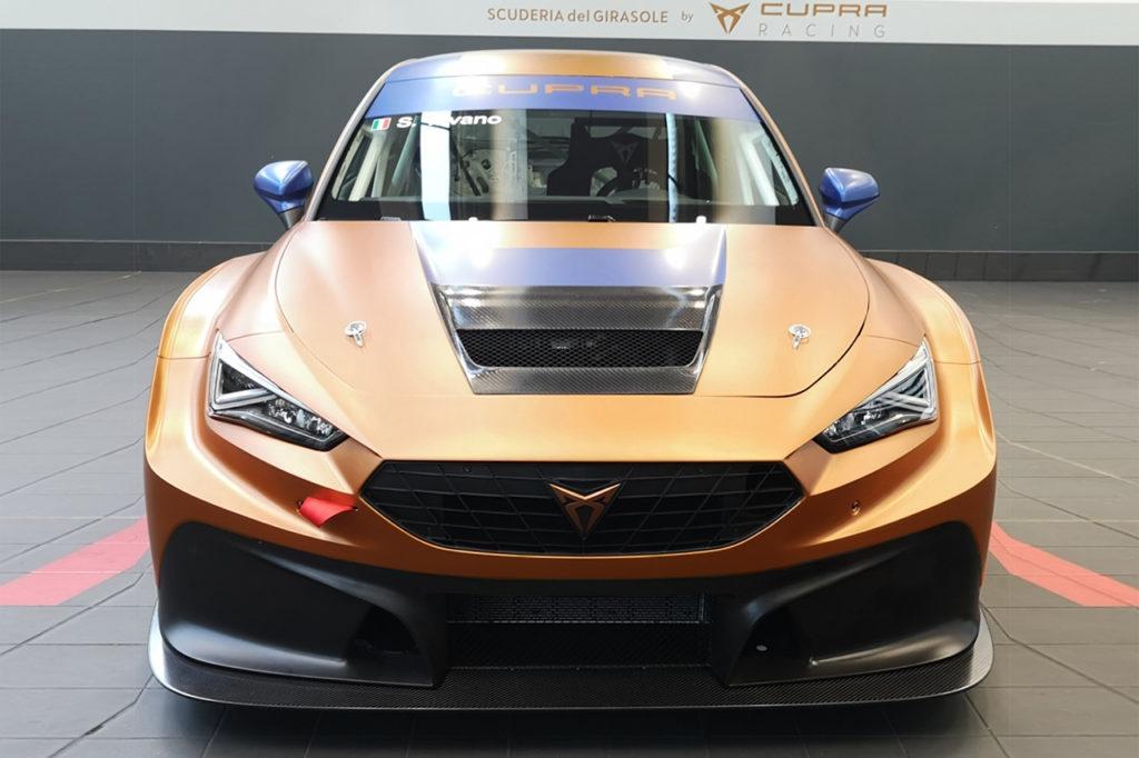 TCR Italy | Cupra prepara il debutto della nuova Leon Competition con Tavano e Pellegrinelli