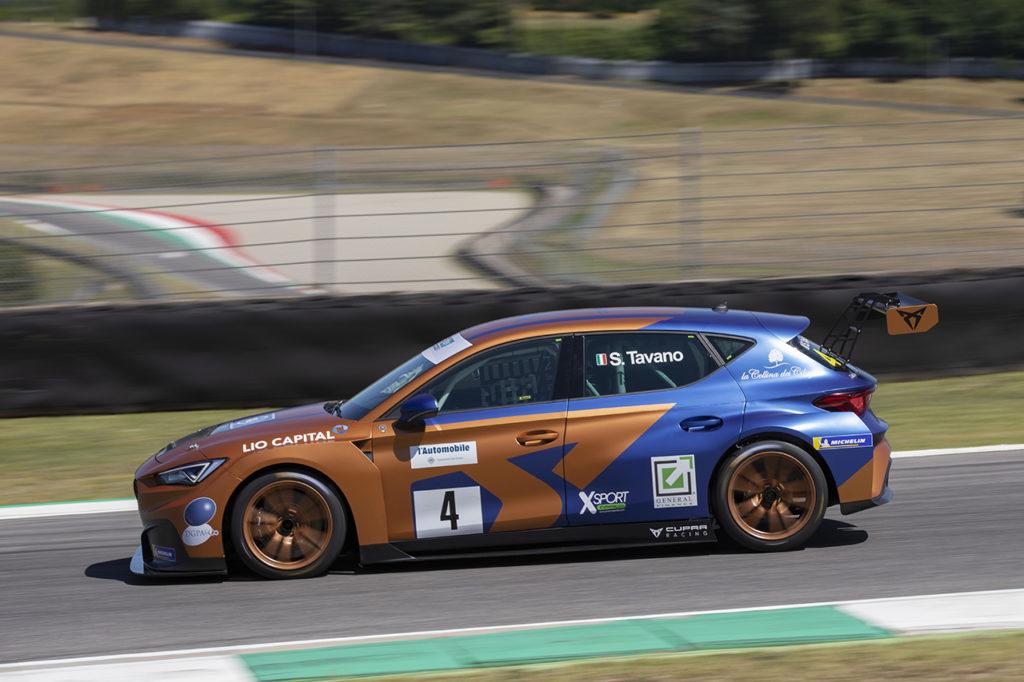TCR Italy | Posititivo debutto della nuova Cupra Leon Competicion: Tavano vince Gara 1 al Mugello