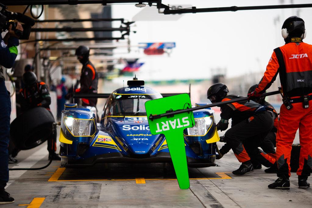 ELMS | Jota Sport prenderà parte alla 4 Ore di Spa-Francorchamps