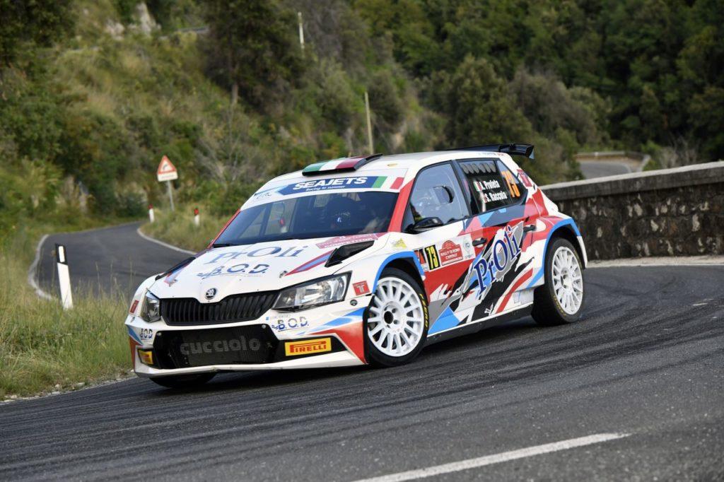 CIR | Alessio Profeta nel Campionato Italiano Rally con ACI Team Itlia