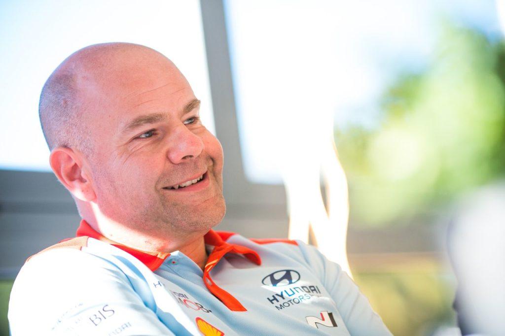 WRC | Andrea Adamo: il vivaio Hyundai, il futuro del team e la sostenibilità del Mondiale Rally [INTERVISTA]