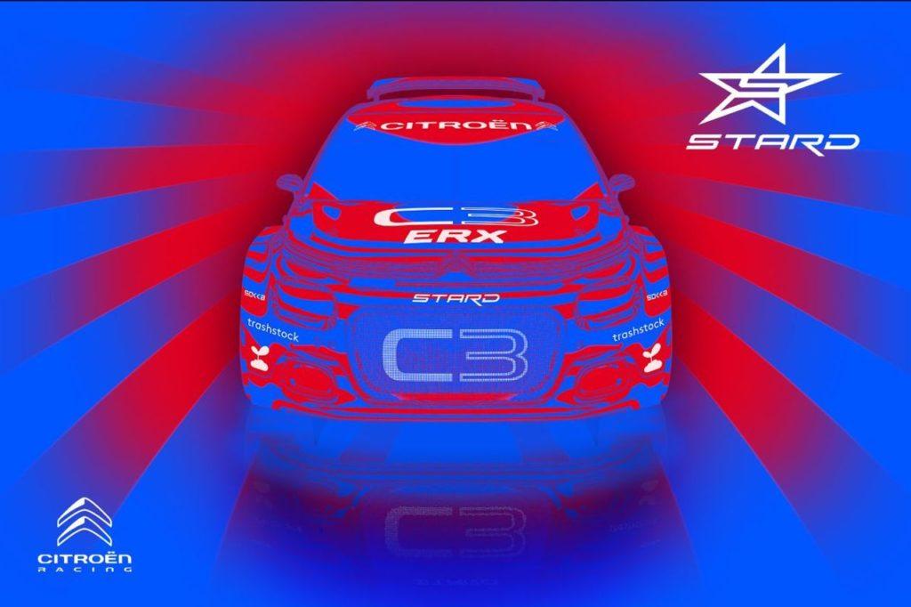 Citroen C3 ERX, slitta il debutto della rallycross elettrica