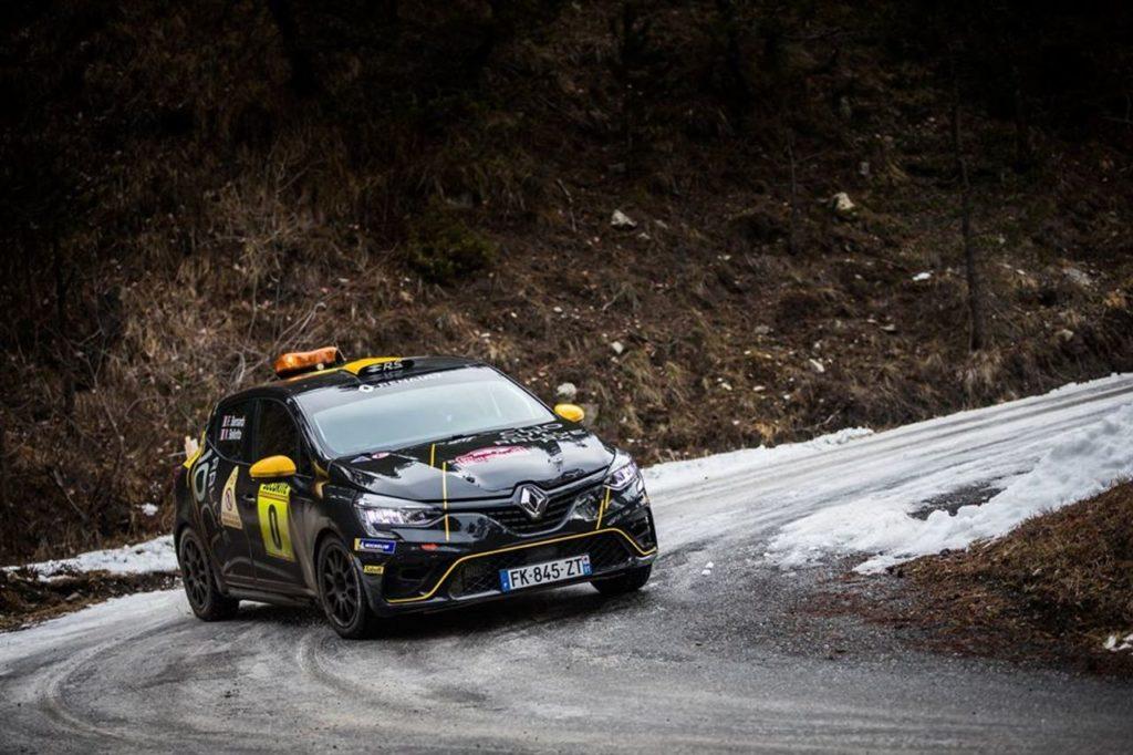 Trofei Renault Rally | Al Ciocco debutta il Clio Trophy Italia dedicato alla nuova Clio Rally5