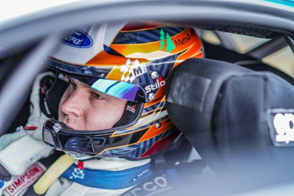 South Estonia Rally, finalmente Lappi torna a testare la sua Ford Fiesta WRC [VIDEO]