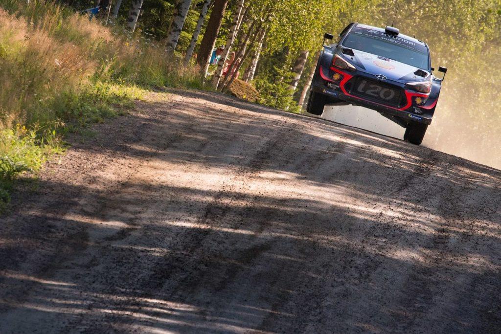 WRC | Hyundai Motorsport riparte dal Rally Estonia con l'idolo di casa Tanak e la rincorsa al titolo