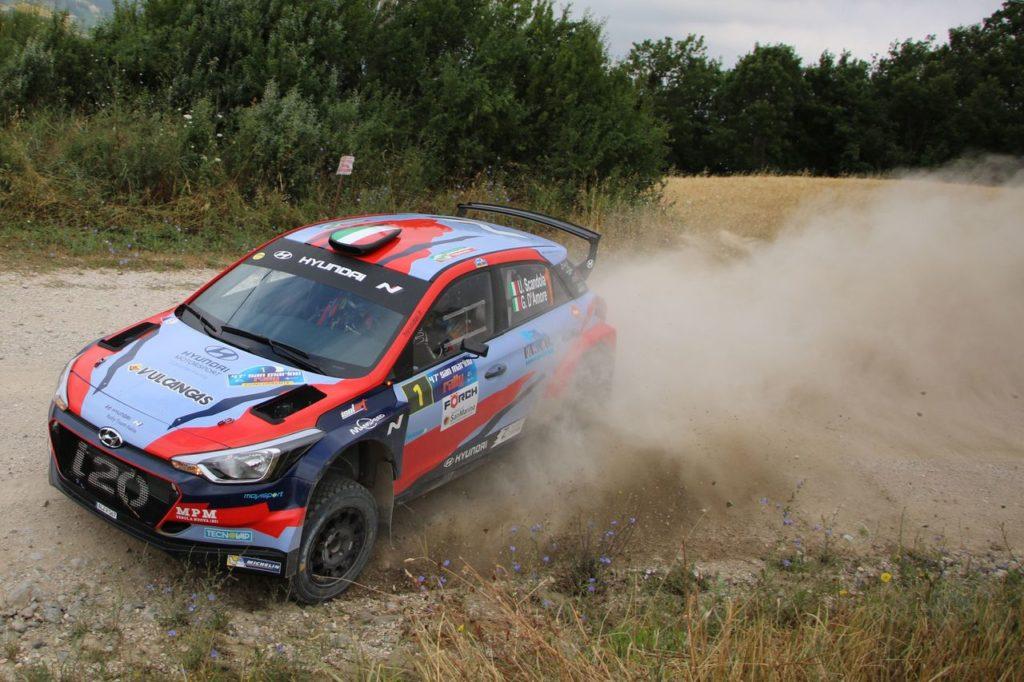 CIRT | Hyundai Rally Team Italia schiera a San Marino Ceccoli e Scandola