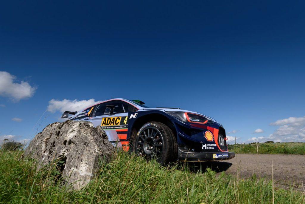 WRC | Test in Germania per Hyundai, tra la base di Baumholder e la Mosella [VIDEO]