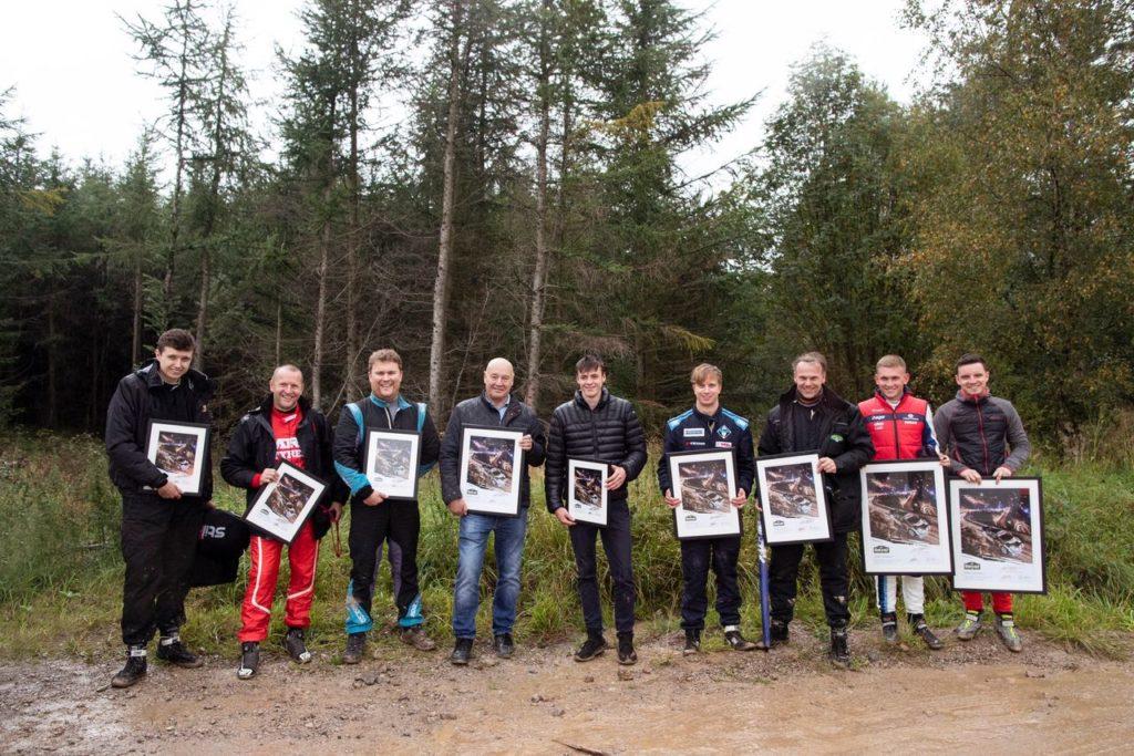 M-Sport Return to Rally Stages, i risultati dell'evento speciale che ha riportato il rally in Gran Bretagna
