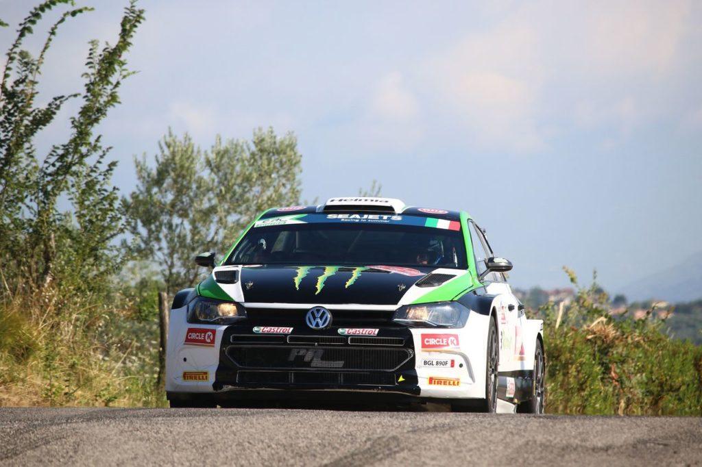 ERC | Oliver Solberg torna al Rally Liepaja, dove l'anno scorso fece la storia