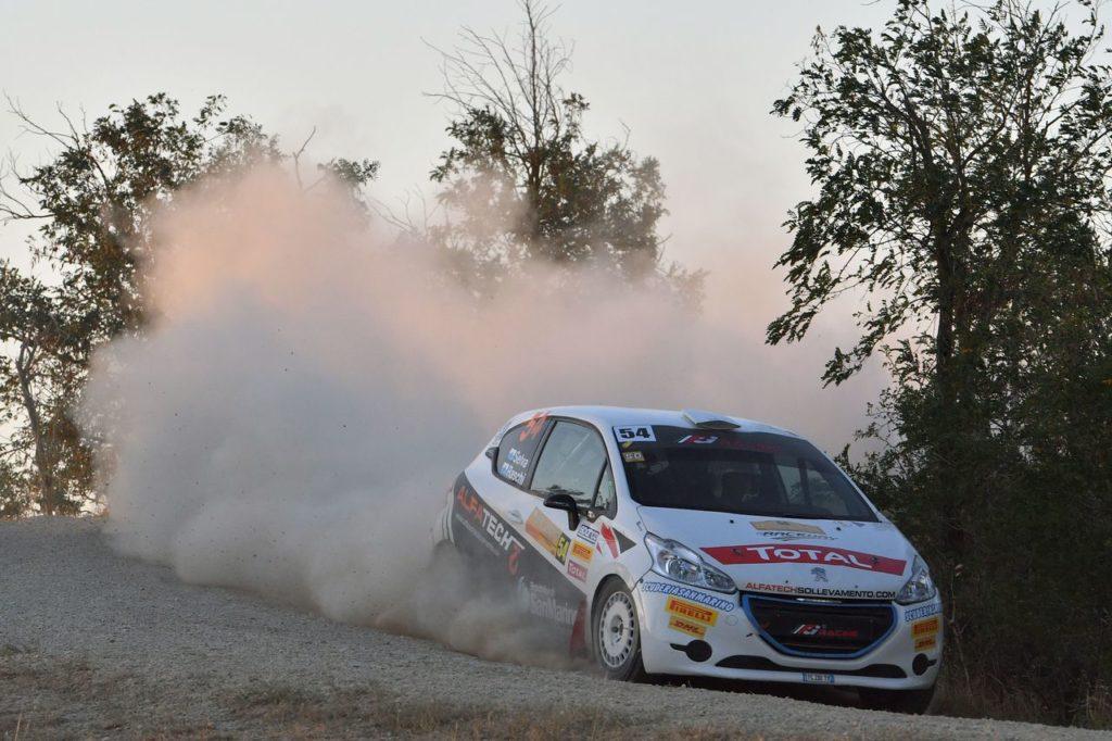 Peugeot Competition Raceday Terra 2019-2020, Alex Raschi conquista il monomarca su sterrato