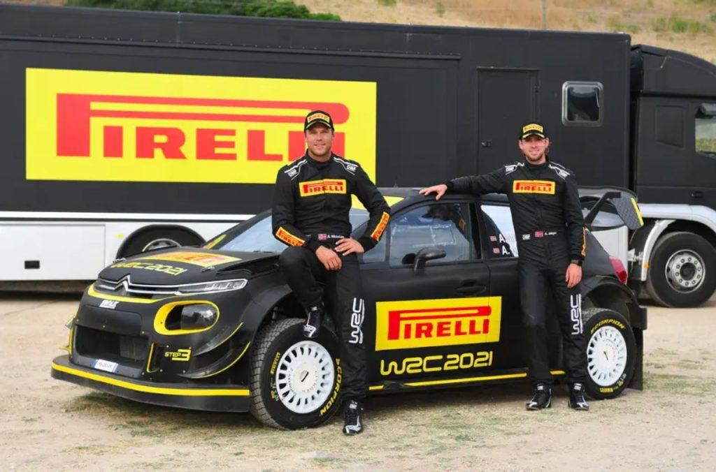WRC | Stanno per riprendere i test Pirelli in Sardegna, poi si cambierà scenario