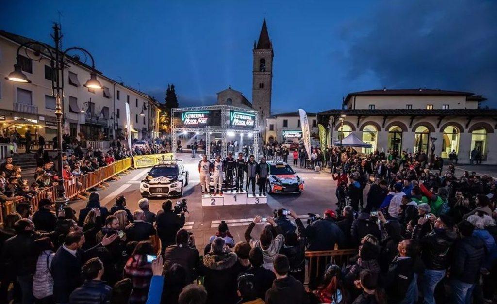 CIRT | Rally Città di Arezzo Crete Senesi e Valtiberina, gli iscritti. Tornano Consani, Andreucci e Campedelli
