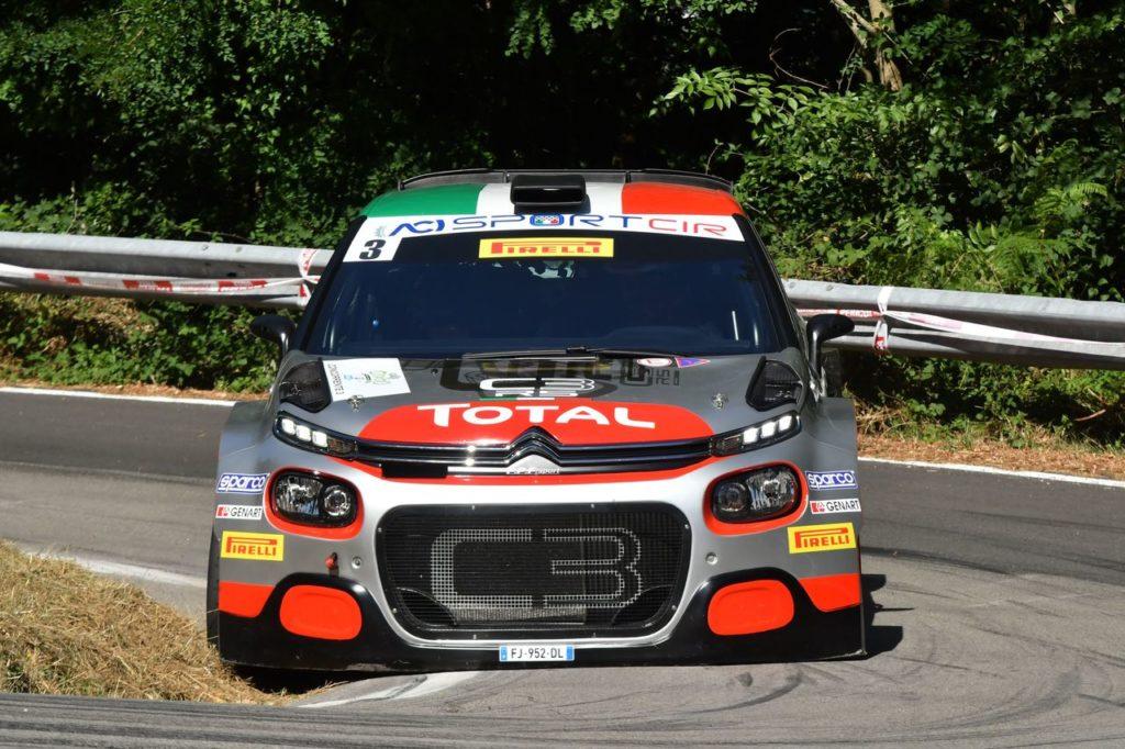 CIR | Rally Il Ciocco 2020, Crugnola vince il duello contro Basso